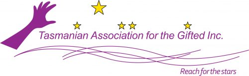 Tasmanian Association for the Gifted Logo